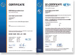 aycan Zertifikate ISO 13485 und Anhang II